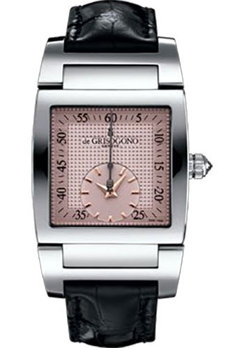 de Grisogono Watches - Uno Grande Seconde Stainless Steel - Style No: UNO GS N02