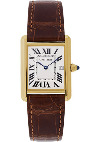 Cartier Watches - Tank Louis Cartier Large - Style No: W1529756