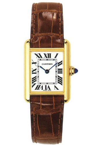 Cartier Watches - Tank Louis Cartier Small - Style No: W1529856