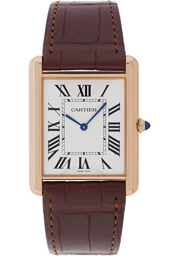 Cartier Watches - Tank Louis Cartier Extra-Flat - Style No: W1560017