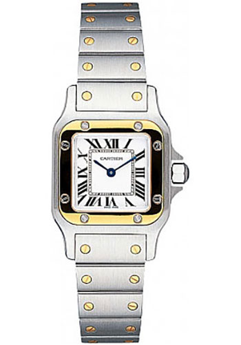 Cartier Watches - Santos Galbee Small - Style No: W20012C4