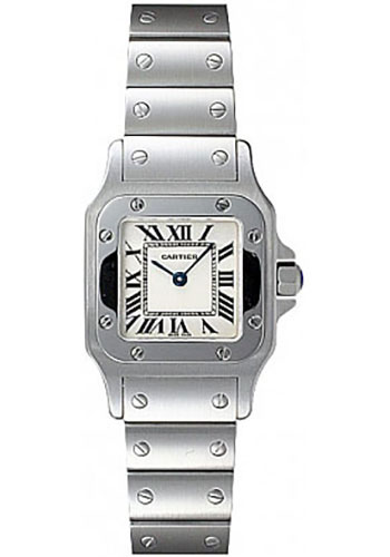 Cartier Watches - Santos Galbee Small - Style No: W20056D6