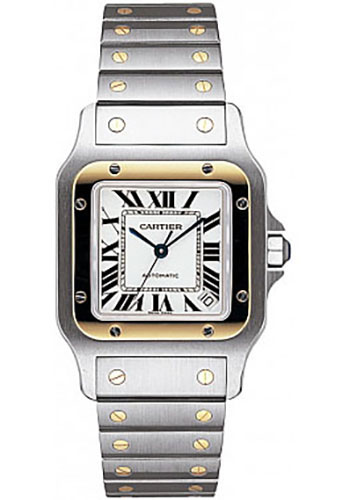 Cartier Watches - Santos Galbee Extra Large - Style No: W20099C4