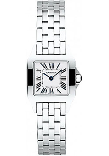 Cartier Watches - Santos Demoiselle Small - Style No: W25064Z5