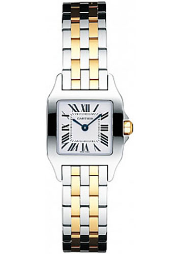 Cartier Watches - Santos Demoiselle Small - Style No: W25066Z6