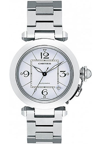 Cartier Watches - Pasha C 35 mm - Style No: W31074M7
