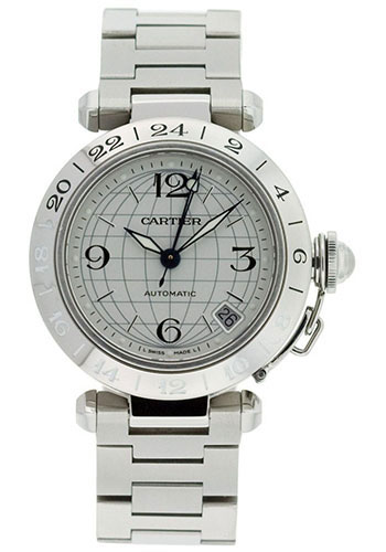 Cartier Watches - Pasha C 35 mm - Style No: W31078M7