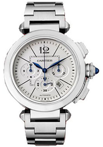 Cartier Watches - Pasha 42 mm - Style No: W31085M7