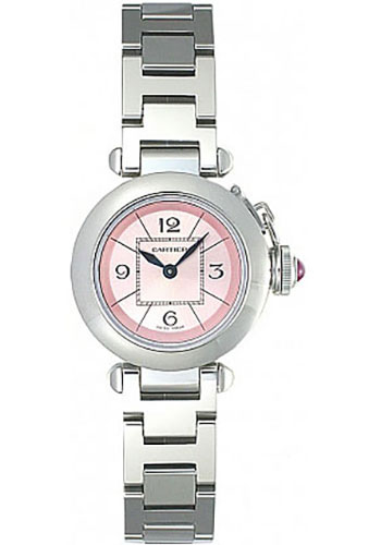 Cartier Watches - Pasha Miss Pasha 27mm - Style No: W3140008