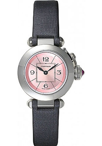 Cartier Watches - Pasha Miss Pasha 27mm - Style No: W3140026