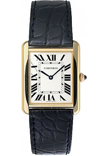 Cartier Watches - Tank Solo Large - Style No: W5200004