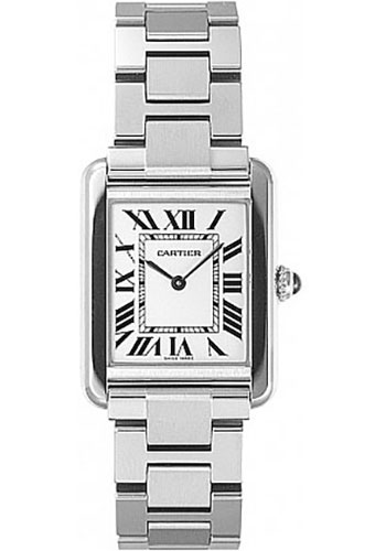 Cartier Watches - Tank Solo Small - Style No: W5200013