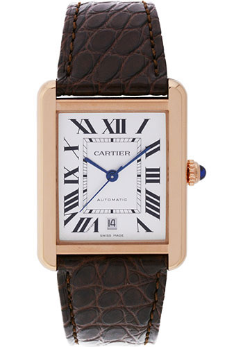 Cartier Watches - Tank Solo Extra Large - Style No: W5200026