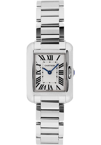 Cartier Watches - Tank Anglaise White Gold - Style No: W5310023