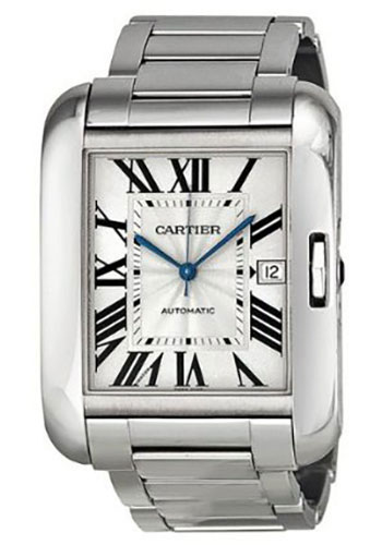 Cartier Watches - Tank Anglaise White Gold - Style No: W5310025