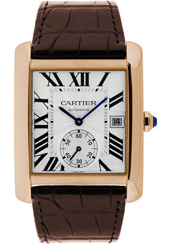 Cartier Watches - Tank MC Pink Gold - Style No: W5330001