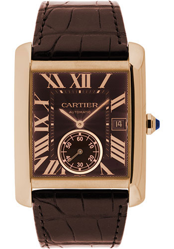 Cartier Watches - Tank MC Pink Gold - Style No: W5330002