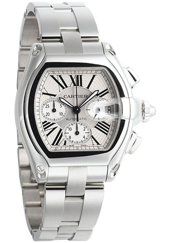 Cartier Watches - Roadster Extra Large - Style No: W62019X6