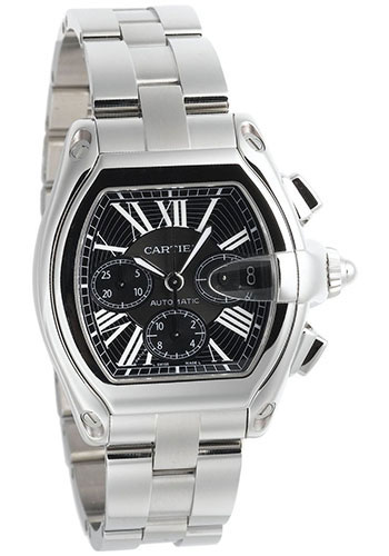Cartier Watches - Roadster Extra Large - Style No: W62020X6