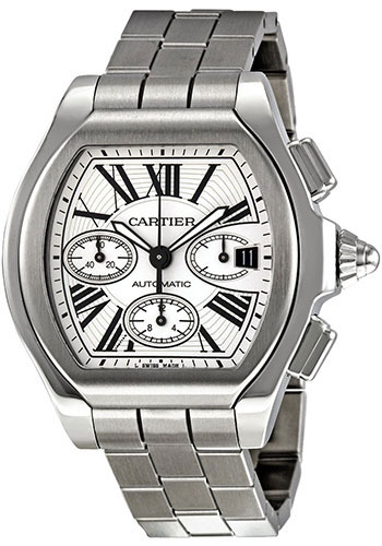 Cartier Watches - Roadster Roadster S Chronograph - Style No: W6206019