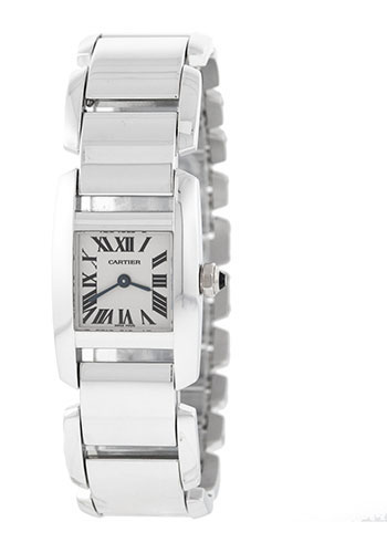 Cartier Watches - Tankissime Small - Style No: W650029H