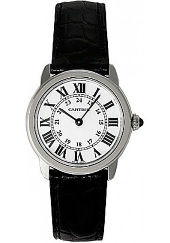 Cartier Watches - Ronde Solo Small - Style No: W6700155