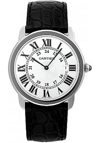 Cartier Watches - Ronde Solo Large - Style No: W6700255