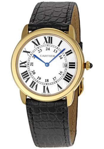 Cartier Watches - Ronde Solo Large - Style No: W6700455