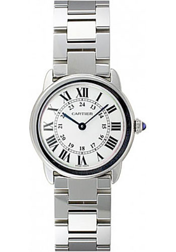 Cartier Watches - Ronde Solo Small - Style No: W6701004