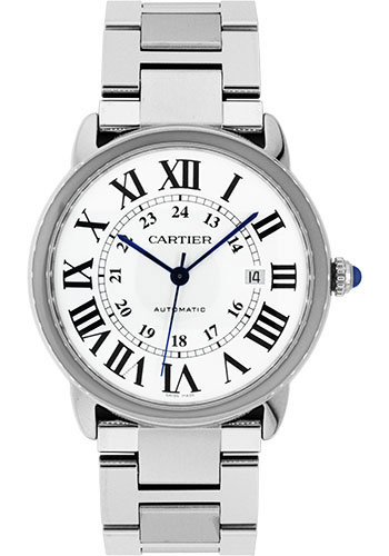 Cartier Watches - Ronde Solo Extra Large - Style No: W6701011