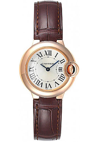 Cartier Watches - Ballon Bleu 28mm - Pink Gold - Style No: W6900256