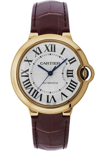 Cartier Watches - Ballon Bleu 36mm - Yellow Gold - Style No: W6900356