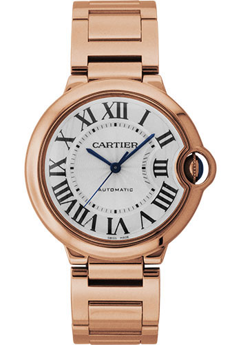 Cartier Watches - Ballon Bleu 36mm - Pink Gold - Style No: W69004Z2