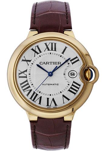 831990b8bd0 Cartier Ballon Bleu 42mm - Yellow Gold Watches From SwissLuxury
