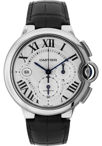 Cartier Watches - Ballon Bleu 46mm - White Gold - Style No: W6920005