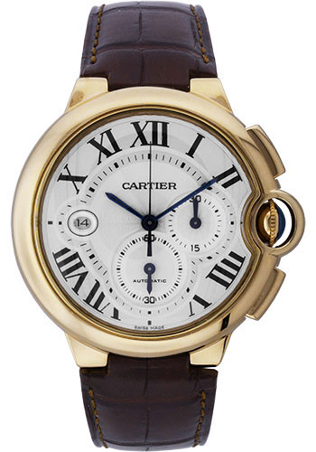 Cartier Watches - Ballon Bleu 46mm - Yellow Gold - Style No: W6920007