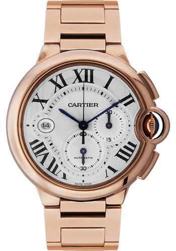 Cartier Watches - Ballon Bleu 46mm - Pink Gold - Style No: W6920010