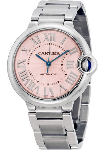 Cartier Watches - Ballon Bleu 36mm - Stainless Steel - Style No: W6920041