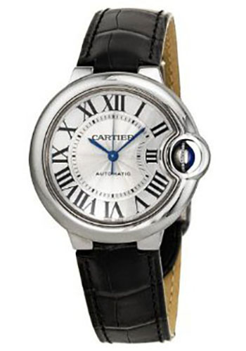 Cartier Watches - Ballon Bleu 33mm - Stainless Steel - Style No: W6920085