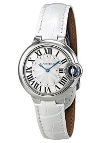 Cartier Watches - Ballon Bleu 33mm - Stainless Steel - Style No: W6920086