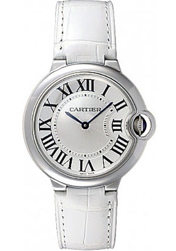 Cartier Watches - Ballon Bleu 36mm - Stainless Steel - Style No: W6920087