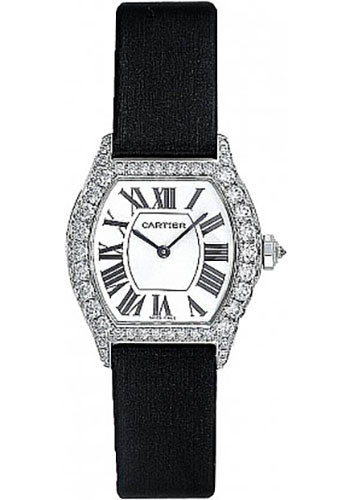 Cartier Watches - Tortue Small - White Gold - Style No: WA507231