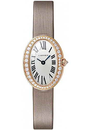 Cartier Watches - Baignoire Mini - Pink Gold - Style No: WB520028