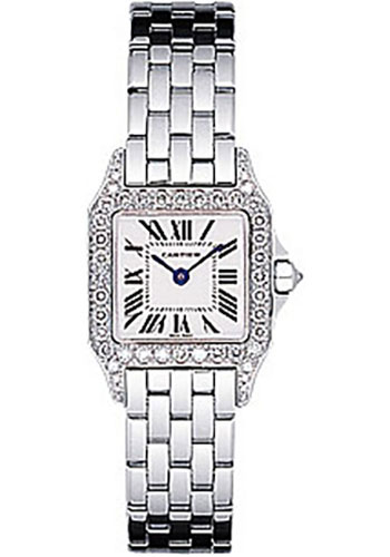 Cartier Watches - Santos Demoiselle Small - Style No: WF9003Y8