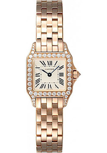 Cartier Watches - Santos Demoiselle Small - Style No: WF9008Z8