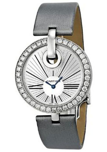 Cartier Watches - Captive de Cartier White Gold - Style No: WG600012