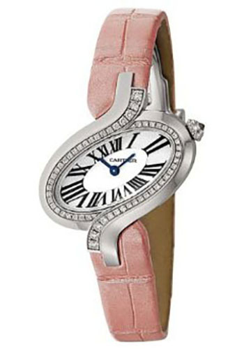 Cartier Watches - Delices de Cartier Small White Gold - Style No: WG800014