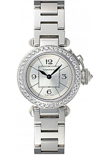 Cartier Watches - Pasha Miss Pasha 27mm - Style No: WJ124012