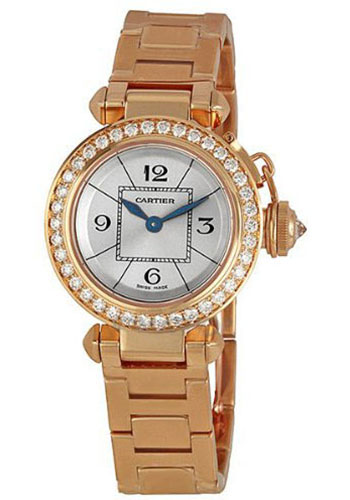 Cartier Watches - Pasha Miss Pasha 27mm - Style No: WJ124013