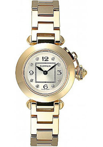 Cartier Watches - Pasha Miss Pasha 27mm - Style No: WJ124015